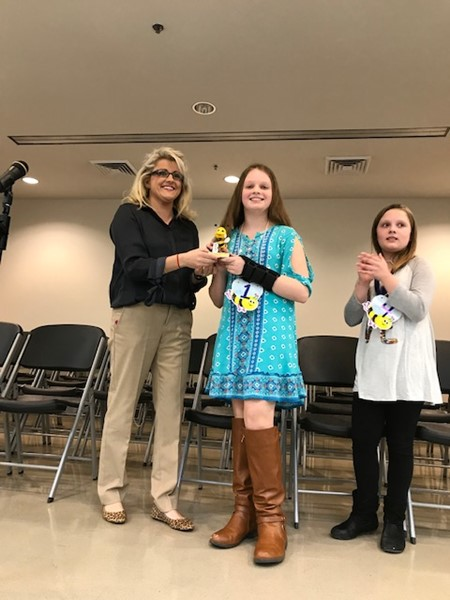 District Spelling Bee 1