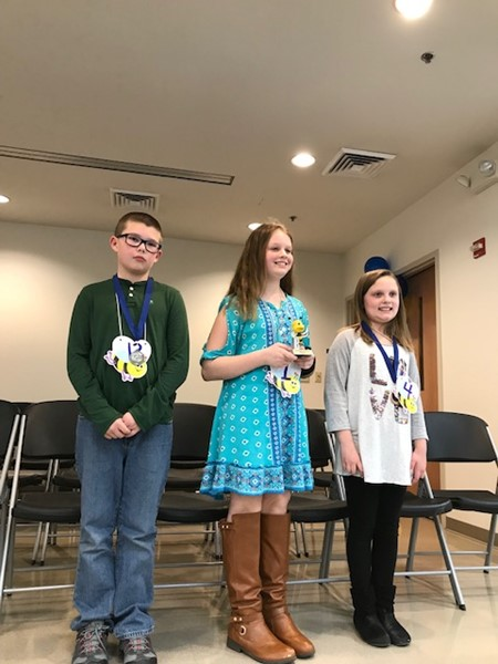 District Spelling Bee 3