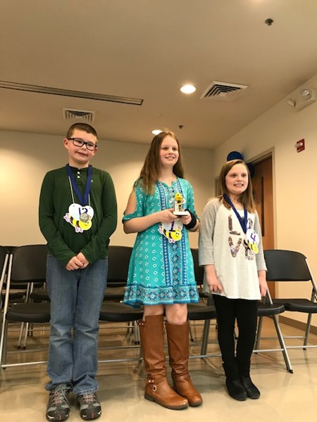 District Spelling Bee 4