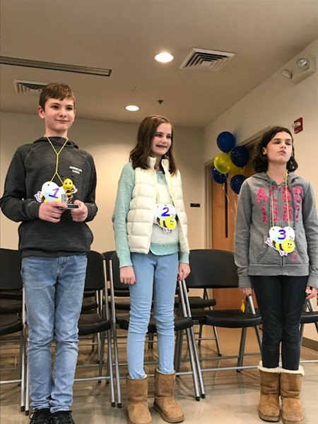 District Spelling Bee 5