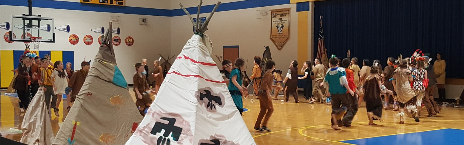 MCES 5th Grade Pow Wow